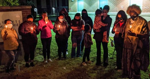 After shooting near Kingsbury Middle, Memphis students gathered to organize against violence.