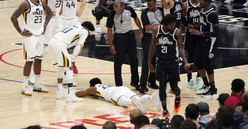Utah Jazz season comes to an end after a second-half collapse in Game 6