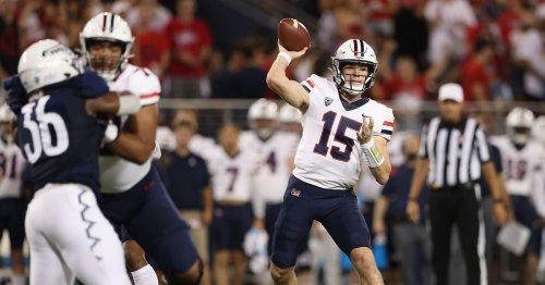 Arizona re-evaluating quarterback situation ahead of Oregon game