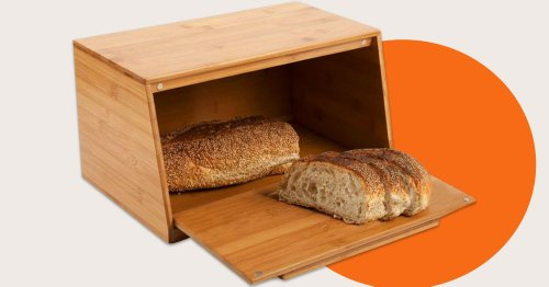 Why Don't You Have a Bread Box?