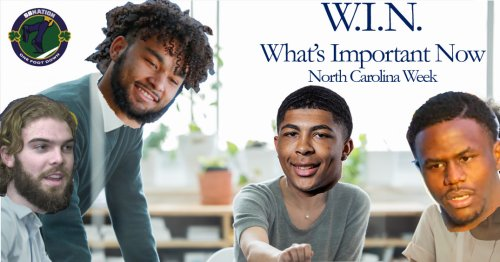 Notre Dame Football: W.I.N. (What's Important Now) — North Carolina Week