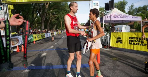 Deseret News Marathon results