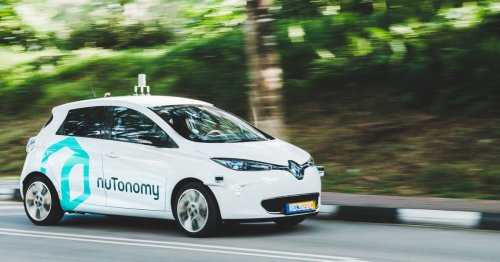 Delphi acquires self-driving startup NuTonomy for $450 million