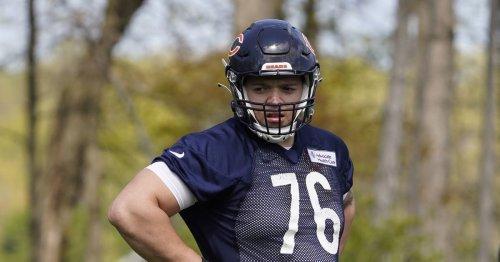 Bears rookie LT Teven Jenkins 'exactly where I need to be'