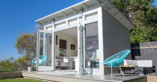 5 cool prefab backyard sheds you can buy right now