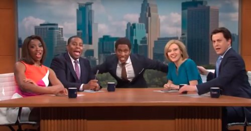 SNL's cold open pokes fun at white Americans' optimism about Chauvin trial outcome