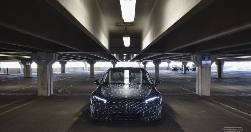 The 2022 Mercedes-Benz EQS is a declaration of maximum electric luxury