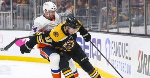 """If the Bruins are serious, they need better than """"center by committee"""""""