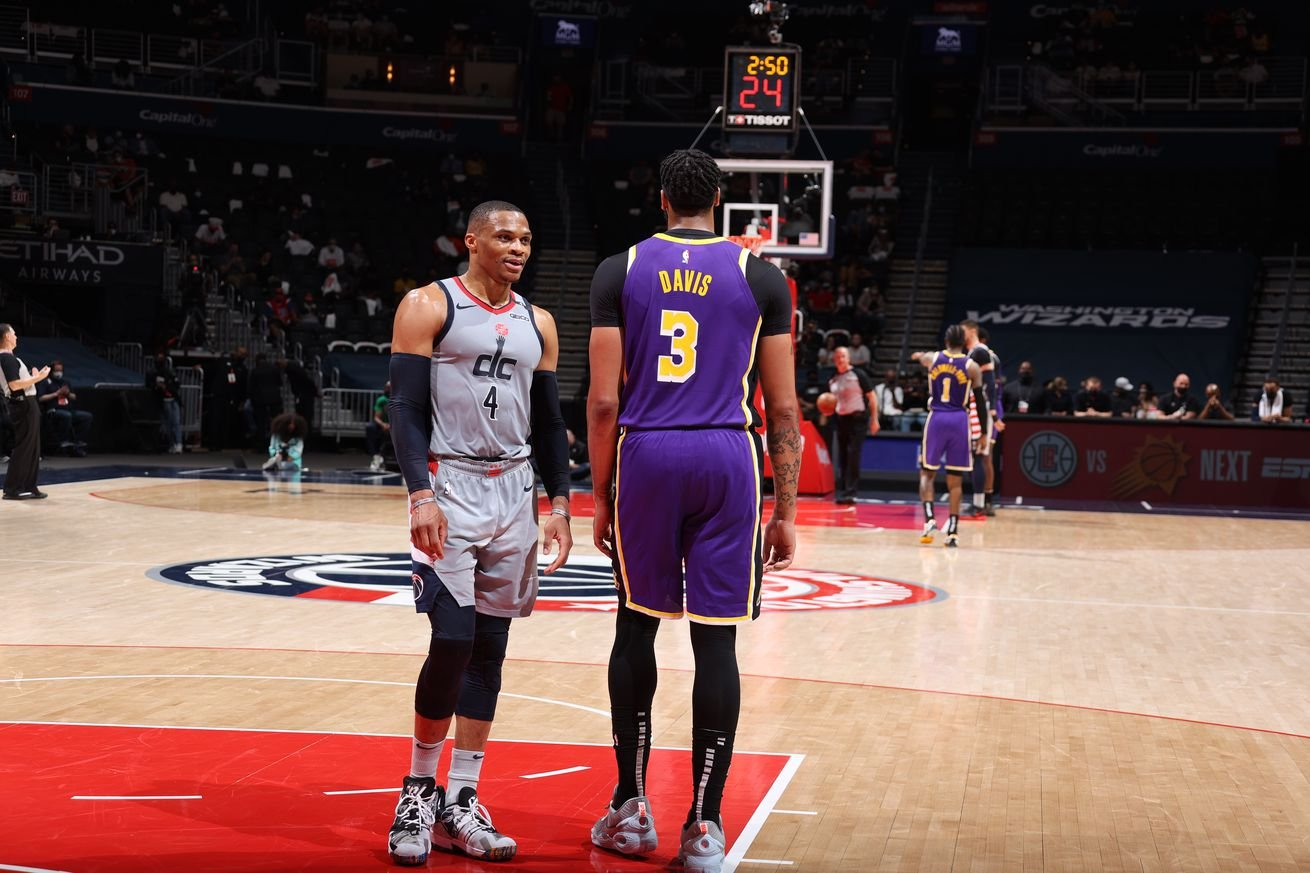 How the Bradley Beal situation could help the Lakers land Russell Westbrook