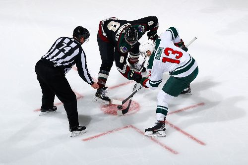 Preview: Coyotes get tickets to the Foligno Show