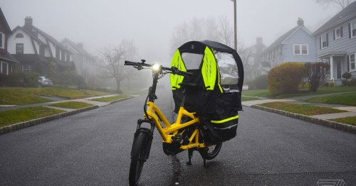 Tern GSD S10 LX electric cargo bike review: no more excuses