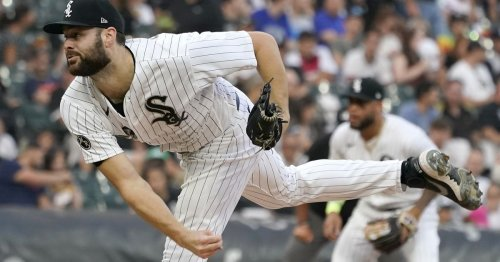 And the rest is history: Lucas Giolito roughed up for six runs in White Sox loss to Royals