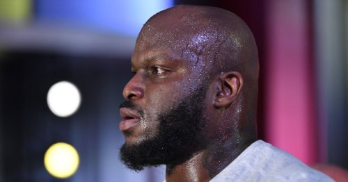'F-ck Francis': Derrick Lewis jokes about why he hates Francis Ngannou