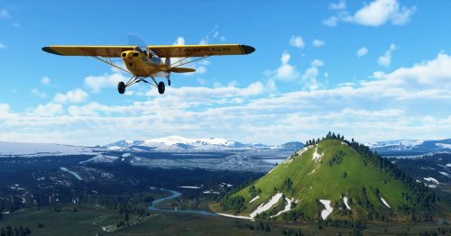 Microsoft Flight Simulator's new update looks Nordic-ulous