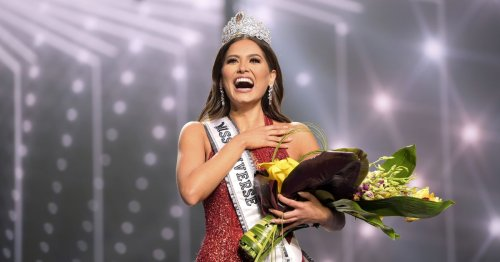 Andrea Meza of Mexico crowned 69th Miss Universe