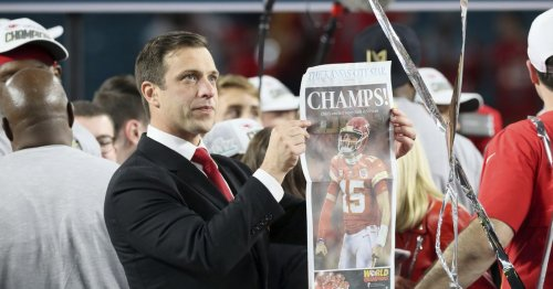 Chiefs 53-man roster projection 1.0