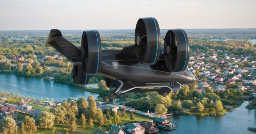 Bell's hybrid-electric flying car will be available via Uber by the 'mid-2020s'