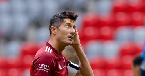 No days off for Bayern Munich star Robert Lewandowski