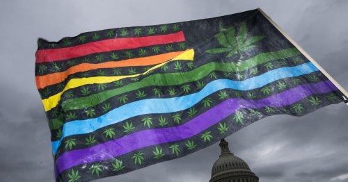 Marijuana legalization has won