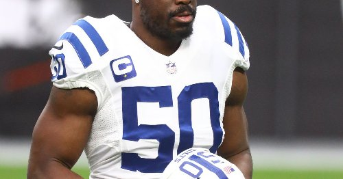 Free Agent Justin Houston Visiting Ravens Today; Jim Irsay Says Colts 'Still in Play'