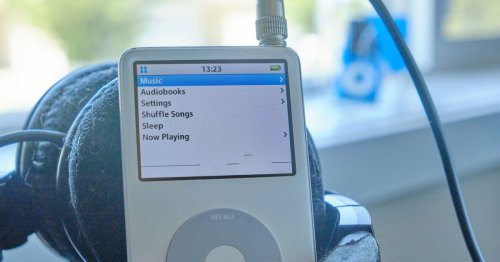 Apple Music is missing one major thing: a classic iPod to go with it