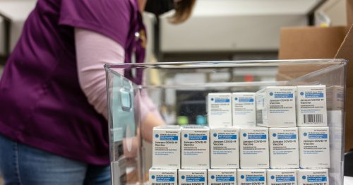 COVID-19 vaccine supplies are on the rise in the US