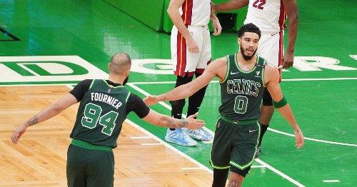 Chemistry final: Celtics still gelling as postseason nears