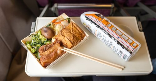 Taiwan's Train Food Puts Amtrak to Shame