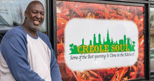 New Creole Restaurant Comes From a Basketball Pro-Turned-Flight-Attendant-Turned-Chef