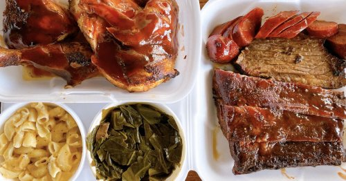 One of OC's Only Remaining Black-Owned Restaurants Serves Fine Smoked Meats to Sunny Huntington Beach