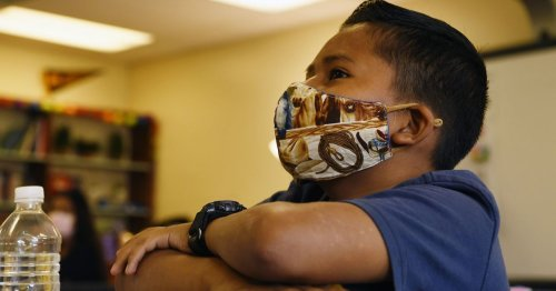 Adopting CDC guidance, Colorado recommends everyone wear masks in school settings