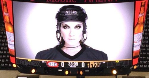 Celine Dion's traitorous beef with the Montreal Canadiens has led to a conspiracy theory