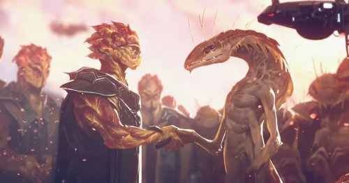 Stellaris: Infinite Legacy wants to fix board games that take too long to play