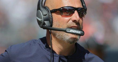 Bears coach Matt Nagy needs to learn that truth isn't the enemy