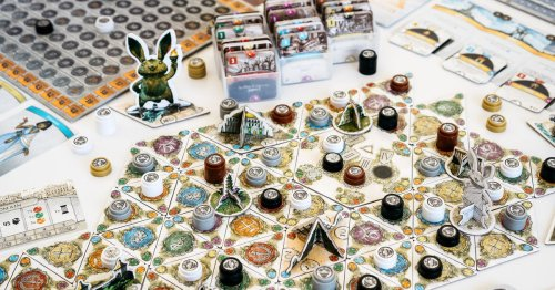 The American Tabletop Awards celebrate 2020's best board games