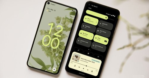 Android 12 Preview: First Look at Google's Radical New Design