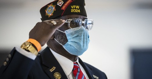 Chicago-area Veterans Affairs hospitals now offering COVID vaccines to at-risk vets