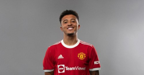 Out of Bayern Munich's hair, Jadon Sancho is expected to galvanize Manchester United