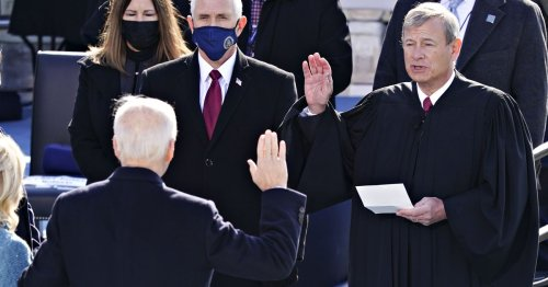 Biden's new Supreme Court commission is a win for the Federalist Society