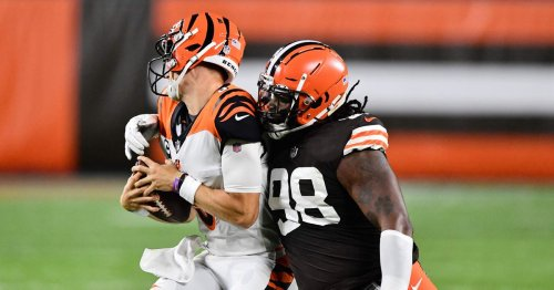 Bengals News (4/18): Sheldon Richardson can reunite with Larry Ogunjobi in Cincinnati