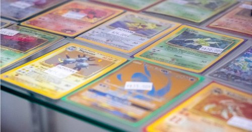 Georgia man used most of COVID-relief business loan to buy a $57,000 Pokémon card, prosecutors say