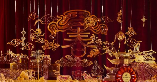 This Stunning Sugar Art Gives a 'Sweet' Nod to Lunar New Year