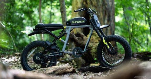 Super73 RX review: more dirt bike than e-bike