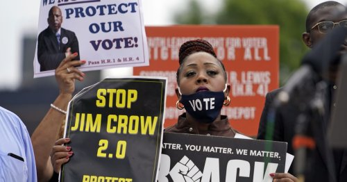 The real threat to our democracy is how our votes are counted