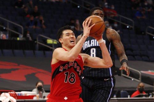 Five thoughts on last night: Raptors 113, Magic 102
