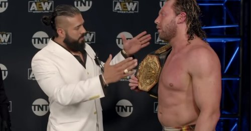 Lucha Libre Roundup: Kenny Omega & Andrade confrontation, former Megacampeon leaves AAA, more!