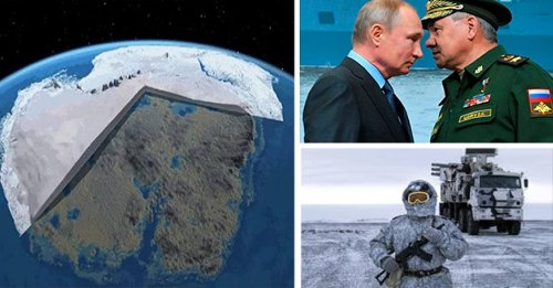 According To Russia, Antarctica Is Not What We've Been Told (VIDEO)