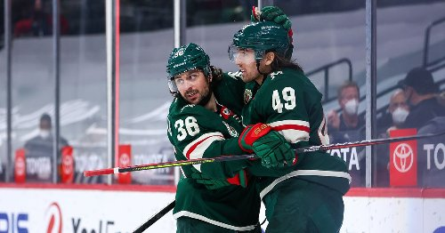 Wild 4, Ducks 3 (OT): Wild win with unlikely overtime hero