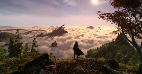Square Enix's next beautiful PS5 game is Project Athia