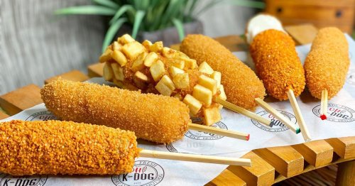 Where to Find Crispy, Cheese-Stuffed Korean Corn Dogs in DFW